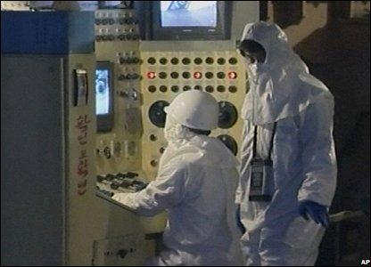 Atomkraftverk i Nord-Korea